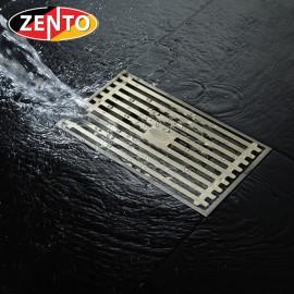 Phễu thoát sàn chống mùi hôi Zento ZT558 (90x140mm)